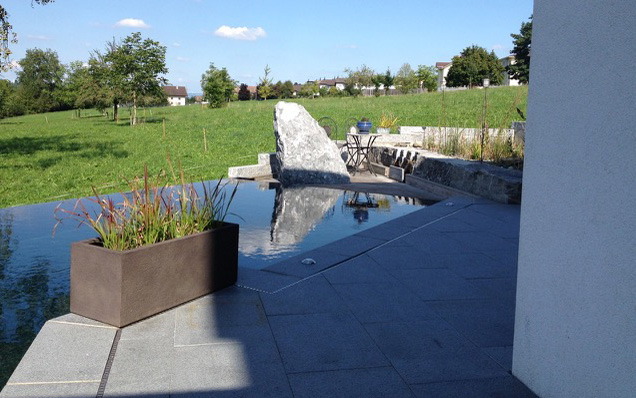 Badeteich Pool